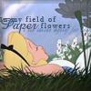 paper flowers alice
