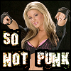 So Not Punk: Ashley Massaro Haters Here