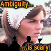 MST3K - Ambiguity is scary