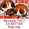 I AM  YOUR WIFE!: Fred & George - two is better