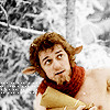 tumnus - didn't want to frighten you