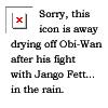 SW: Obi-wan wet