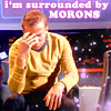 tv // trek // surrounded by morons