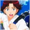 Kikumaru Eiji: *rushing*