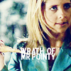 Frances: Buffy - Mr. pointy brings fierce death!