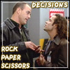 JB Decisions Rock paper scissors