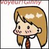 Voyeur!Ginny - Potterpens