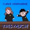 HHr: I love hermione