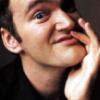Quentin Tarantino - finger