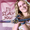 Kara Keating: I'll Slay You!