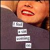 a sin