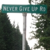 Jay Lake: signs-never_give_up