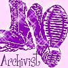 archive - sparkly jackboots of doom!