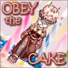 One Who Wanders: cake