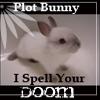 Plot Bunny Evil