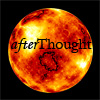 afterThought: sun logo