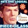 one logical piece of ass