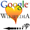 google/wikipedia for ever
