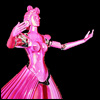 contents under pressure / handle with care: feelings - ballroom dancing pink robot