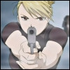 FMA - Hawkeye aiming