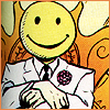 Scott: sandman boss smiley