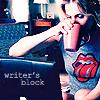 Alice For Tea: writer's block