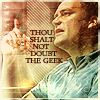 Pooh: SGA - no geek doubt (by shroom_icons)