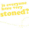 Noelle: spike quote- stoned