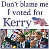 Voted for Kerry