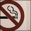 no smoking //by me