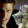 iadorespike: Angel Rage  by scarymime