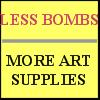 less bombs