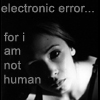 error to be human