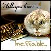 omg crowley and hamster aziraphale