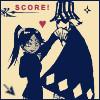Zrana: score! <3 Urahara n Yuroichi