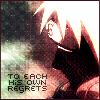 Kakashi: regrets