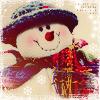 Сніговик (rainy_icons)