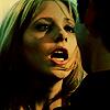 Buffy - gasping