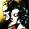 Superman & Louis Lane