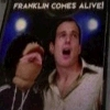 Bad Rachie: Franklin Comes Alive