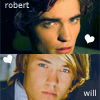 The Robert Pattinson and William Moseley Community