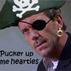 somedayvet: pirate