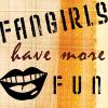 Christina J.: Text - Fangirls Have More Fun
