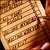Entendre? Make mine a double.: checklist invincible