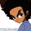 Boondocks: Huey the Visionary