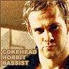 cokehead hobbit bassist