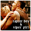 raptor boy n viper girl