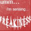 Nikki Fayre: Freakiness - fandomfrom3