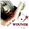 Uruha Lick My Wounds by wilhelmina111