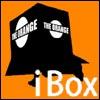 Traveling cardboardbox of doom!: iBox by kotsuki